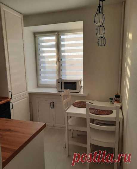 Пример ремонта на кухне со сметой | Роскошь и уют