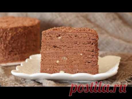 БАРХАТНЫЙ МЕДОВЫЙ ТРЮФЕЛЬ🔥 рецепт вкусного шоколадного медовика🔥Honey truffle cake
