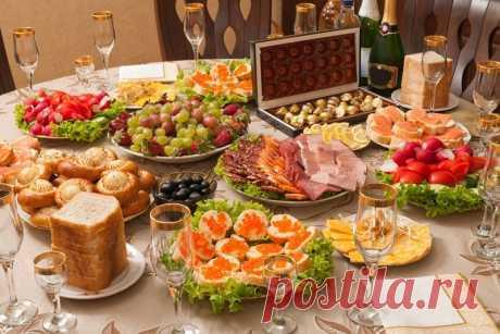 Возьми на вооружение этиоригинальные закуски для Новогоднего стола! — Фактор Вкуса