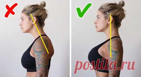 Верхний перекрестный синдром: круглые плечи и голова вперед – LifeStyle Medicine