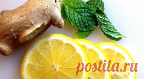 5 способов похудеть с помощью лимона и имбиря Хотите узнать здоровый, полезный и натуральный способ ускорить похудение? Попробуйте лимон и имбирь!