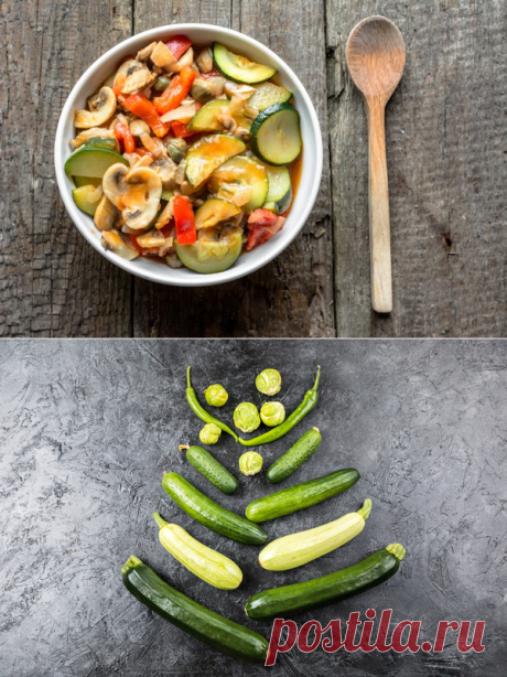 Вкусные блюда из кабачков: рецепты приготовления с фото