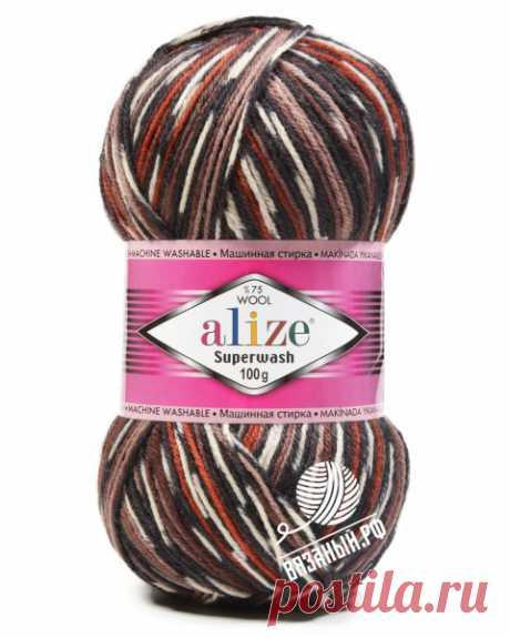 Пряжа Alize Superwash 100 – купить по самой дешевой цене: 212 руб. в интернет-магазине Вязаный.рф