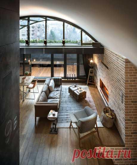 Настоящий дизайн квартиры в стиле лофт. Здесь есть все характерные атрибуты: кирпичные стены, голый бетон и крашеный металл. Взгляните https://goodroom.com.ua/mag/dizajn-kvartiry-v-stile-loft-v-bolgarii/