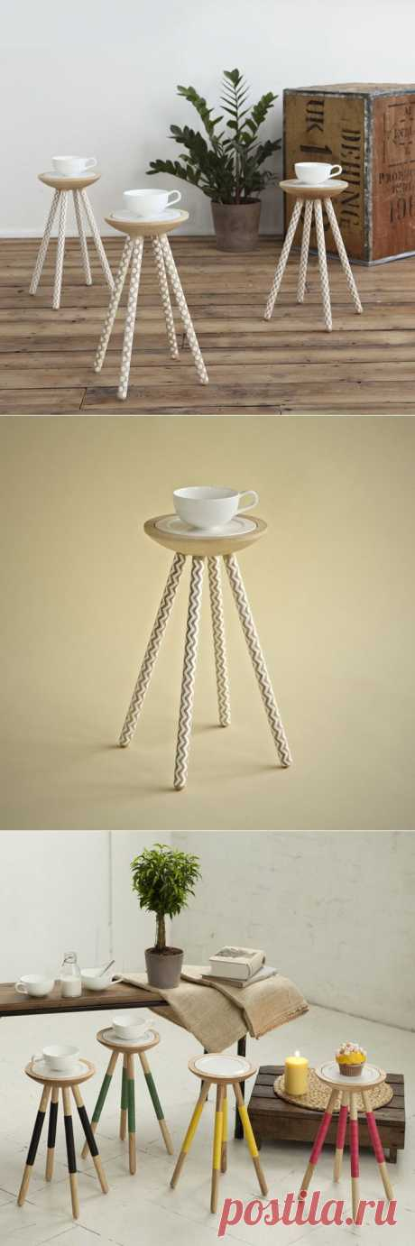 Чайный столик DesignK / Мебель / ВТОРАЯ УЛИЦА