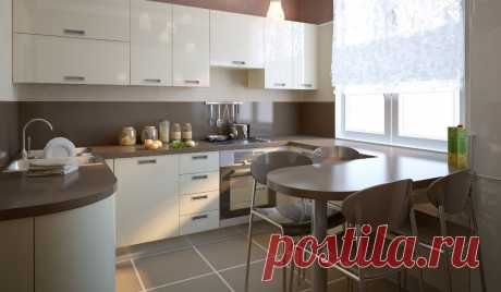 Современный ремонт кухни