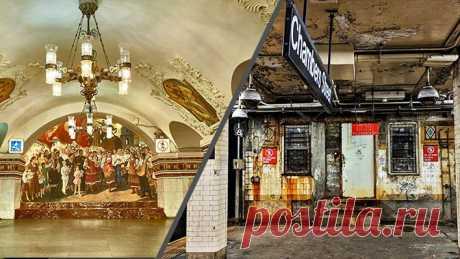 Иностранцы ужаснулись, сравнив станции метро в Москве и Нью-Йорке Иностранцы эмоционально отреагировали на контраст между станциями  «Киевская» в Москве и «Чеймберс-стрит» в Нью-Йорке.