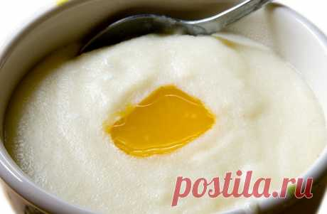As it is correct to cook porridges