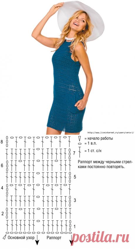 El vestido chiné con los bolsillos