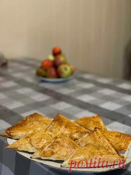 Быстрые пирожки из лаваша с бананом и творогом | Найди Свой Рецепт | Яндекс Дзен