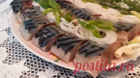 Рецепт пряного посола скумбрии за 24 часа. Подойдет для любой рыбы Рецепт быстрый, рыбку можно будет попробовать через сутки. Вкус получается выразительный и ароматный, удивительно вкусный. Структура рыбы на выходе удивит нежностью.