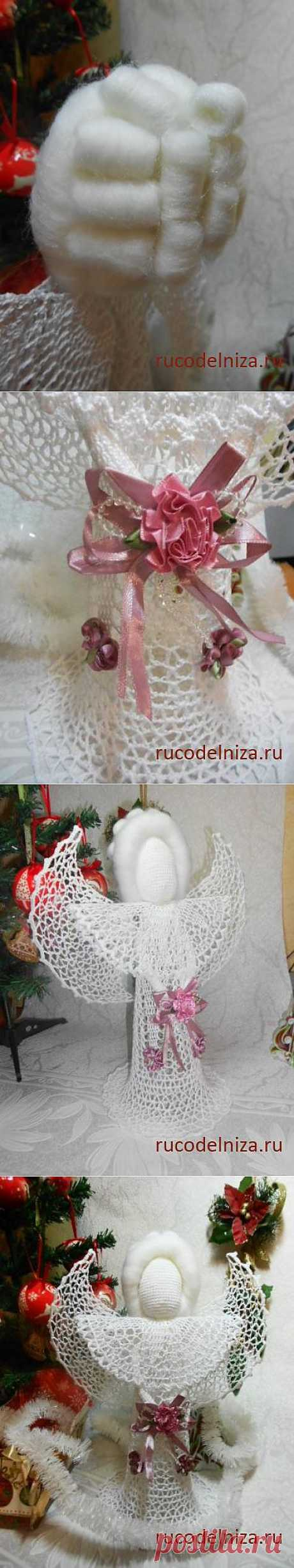 Сайт Рукодельница - социальная сеть для рукодельниц - Alyocha » дневник » Снегурочка-Ангел