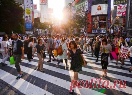 Население Большого Токио растет 22-й год подряд | Общество