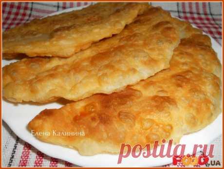 Чебуреки без усилий - Кулинарные рецепты на Food.ua