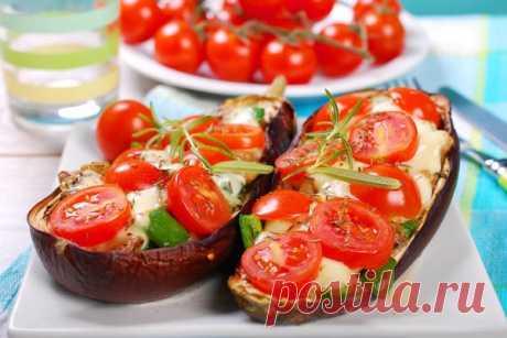 8 рецептов быстрых запеченных овощей - Простые рецепты Овкусе.ру