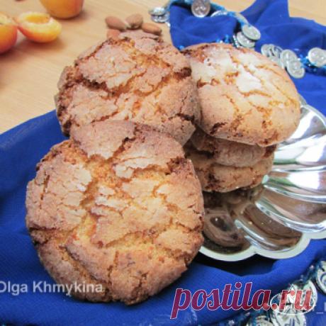 Миндальное печенье Ghriba – Рецепты Миндальное печенье Ghriba| Пошаговый рецепт с фото с фото | Мир Круп