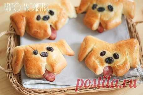 Потрясающие булочки)
