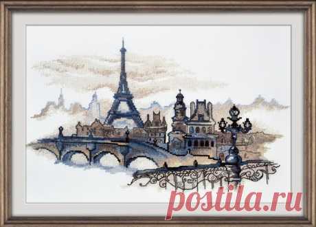 в/к Силуэты Парижа