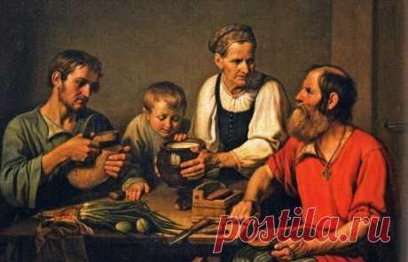 5 традиционных русских блюд, которые готовились совсем не так, как в наши дни Двадцатый век очень изменил русскую кухню. Поменялась посуда, печь сменила плита, постоянно доступный набор ингредиентов стал другим. А ещё во имя дружбы народов людей приучали пробовать блюда других народов – и многие из них в адаптированном виде оказались заимствованы. Пожалуй, современный русский сильно бы удивился, увидев, что ели его предки.