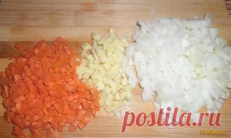 Постный рисовый суп рецепт с фото