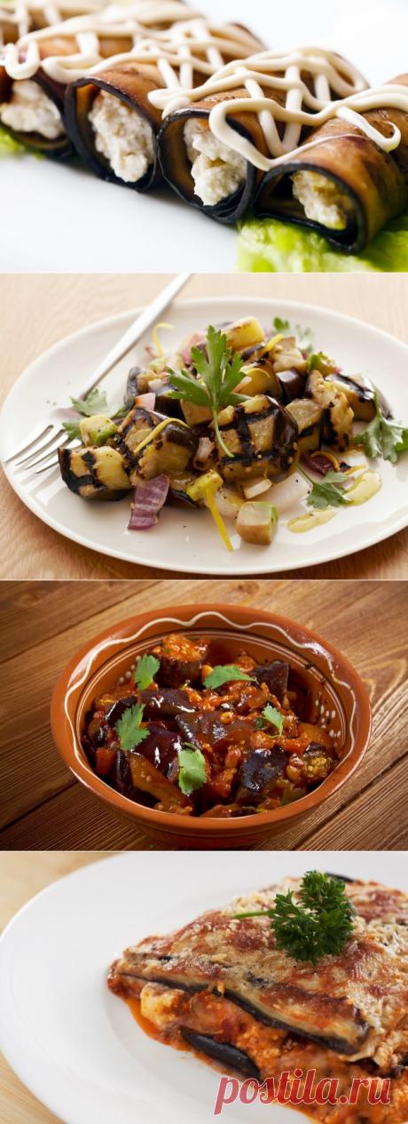 РЕЦЕПТЫ: 12 очень вкусных блюд из баклажанов - Лайфхакер