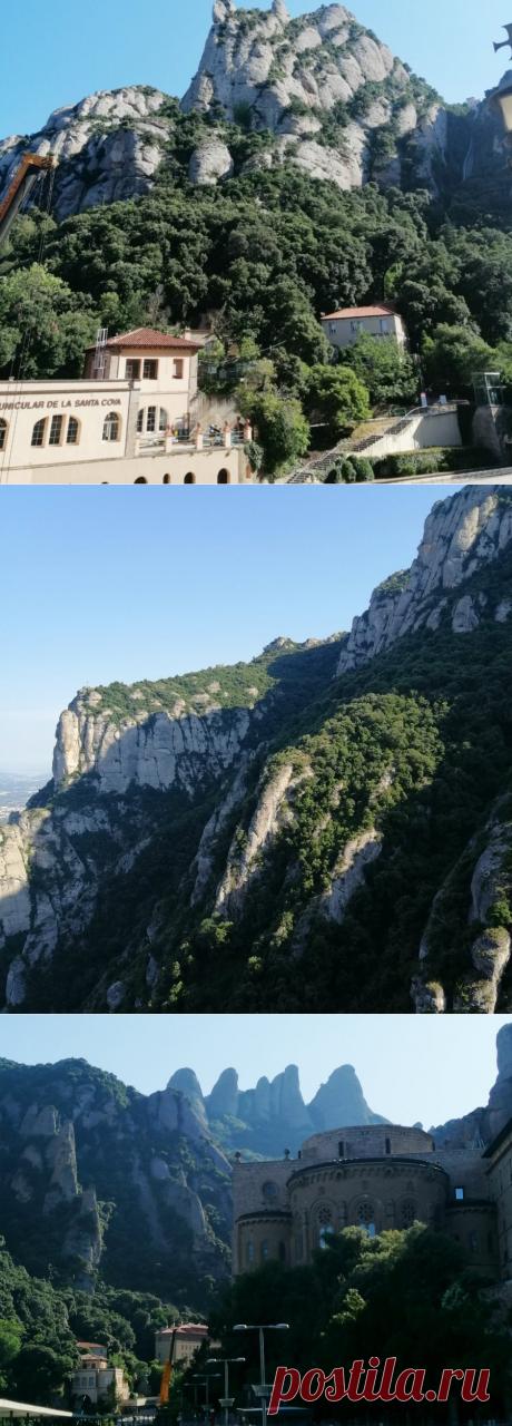 Экскурсия в монастырь Монтсеррат Cтать паломником и туристом