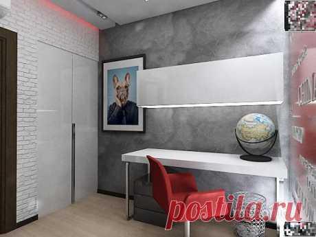 Квартиры в стиле Loft