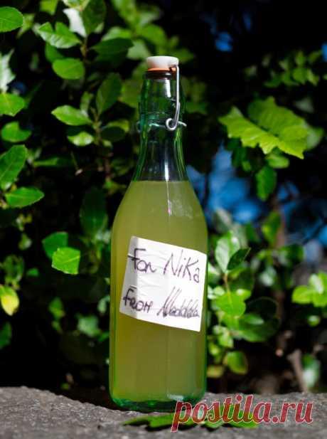 Мандаринелло      Ликер можно и нужно делать не только на лимонной цедре. На зеленой от самых первых мандаринов, в которой особый состав ароматических масел, он получается не менее интересным, чем лимончелло, но с…