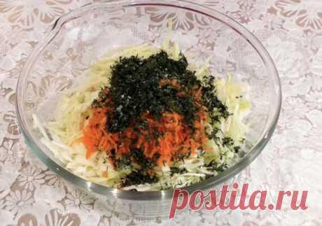 От такого сочного пирога с ароматной начинкой никто не откажется: быстрый заливной пирог с капустой и морковью | Noteru.com