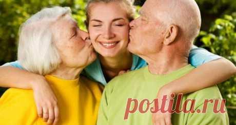 Почему ни одни старики не раздражают нас так сильно, как наши собственные?