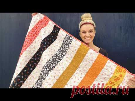 ULTIMATE QUILT VIDEO - Make a Quilt from beginning to end. ALL the details. - YouTube