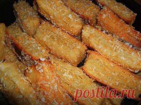 Печенье из слоеного теста Сладкие пальчики - Печенье