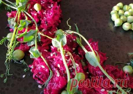 (8) Лёгкий Корейский салат : морковь - свекла - пошаговый рецепт с фото. Автор рецепта Anna healthy food . - Cookpad