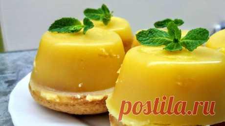 Чудові, ніжні лимонні тістечка, які подавали Сансі Старк у відомому серіалі Гра Престолів, готуються легко. І кожна господинька може повторити. Сьогод