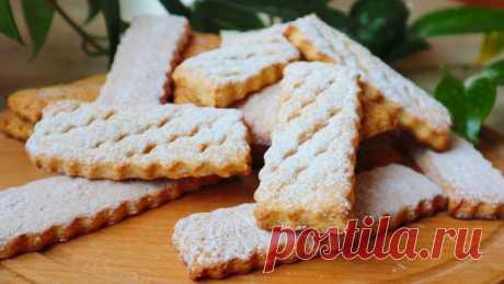 Чудо печенье из творога и меда! Просто, быстро и очень вкусно! — Кулинарная книга