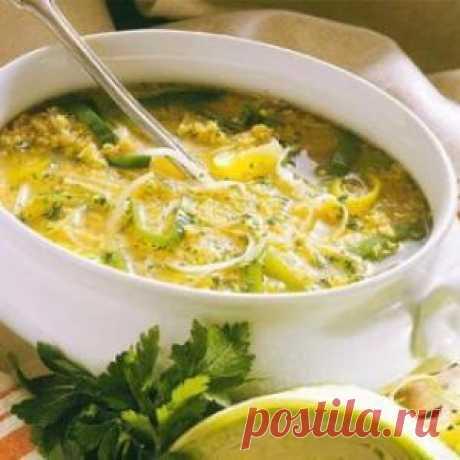 Удмуртский суп Нугыли - рецепт с фото