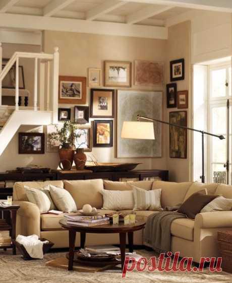 Как создать уют в гостиной за 5 шагов — Roomble.com