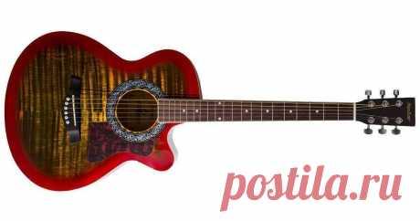MAXTONE WGC400N (CSB) высокого качества ♫ быстрая доставка по городам Украины, хороший ассортимент ♫ выгодная цена на акустические гитары в каталоге интернет-магазина upsound.com.ua