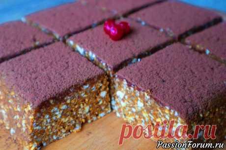 Торт без духовки из трех ингредиентов! - запись пользователя Katerina (Катерина Михайленко) в сообществе Болталка в категории Кулинария