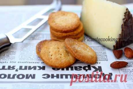 Солоний крекер до сиру  Хрусткий, з ароматом вершкового масла, з солоним присмаком ідеально підійде до різноманітних сирів, діпів і паштетів.