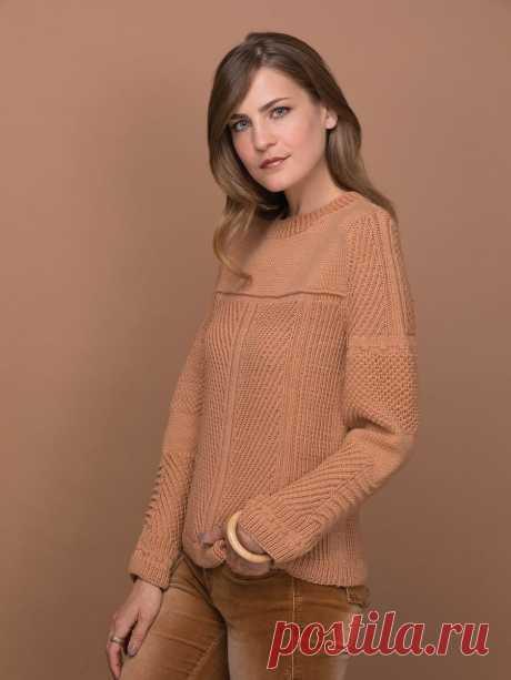 Вязаные джемперы и пуловеры. Модели с описанием и видео мк. | Магия Вязания / Knitting Magic | Яндекс Дзен