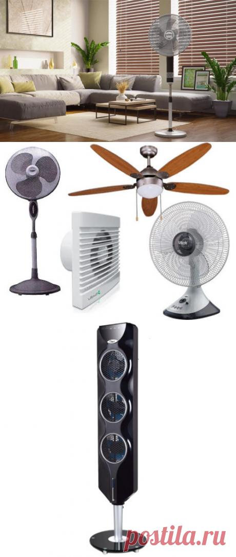 Лучший напольный вентилятор для дома: рейтинг 2019 года