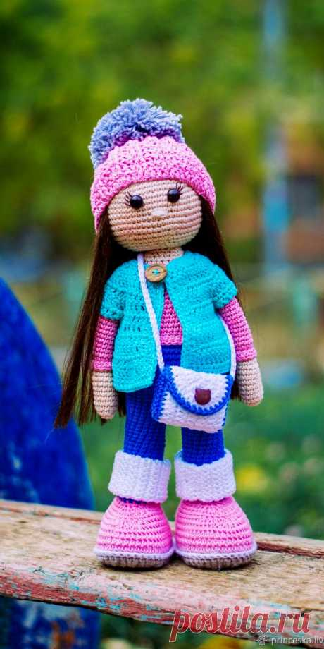 PDF Стеша крючком. FREE crochet pattern; Аmigurumi doll patterns. Амигуруми схемы и описания на русском. Вязаные игрушки и поделки своими руками #amimore - Кукла, куколка, пупс, doll puppet, muñeca boneca, poupée, puppe, panenka, bebek, lalka. Amigurumi doll pattern free; amigurumi patterns; amigurumi crochet; amigurumi crochet patterns; amigurumi patterns free; amigurumi today.