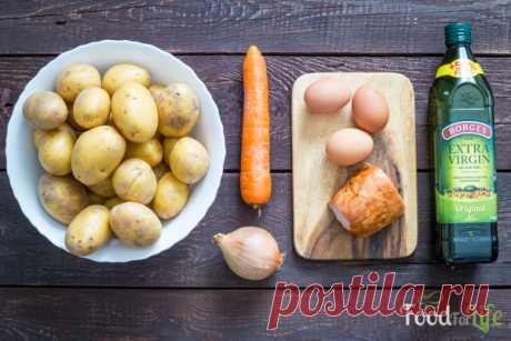 Бабка (Кугелис) — картофельная запеканка по-белорусски от моей мамы