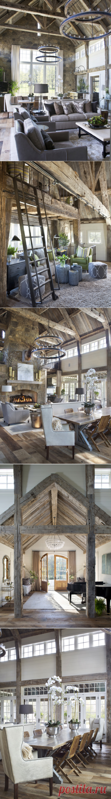 That's What Rustic Elegance Is All About - Decoholic