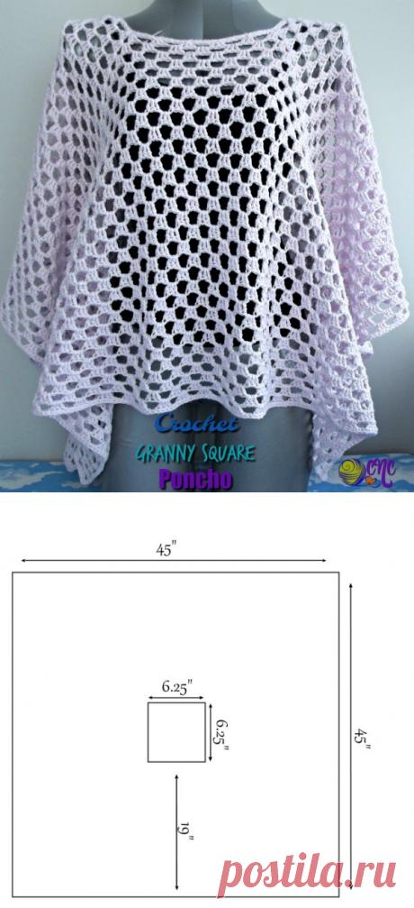 Posts search: crochet poncho