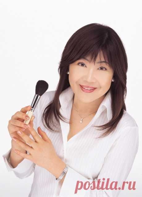 Молодеем на глазах!!! Простая техника моделирования лица Кадзуки Рэйко — Всегда в форме!
