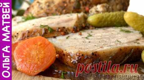 Буженина По Домашнему (Очень и Очень Вкусная и Сочная!!!) | Cold Boiled Pork #Буженина #ColdBoiledPork - Простые рецепты Овкусе.ру