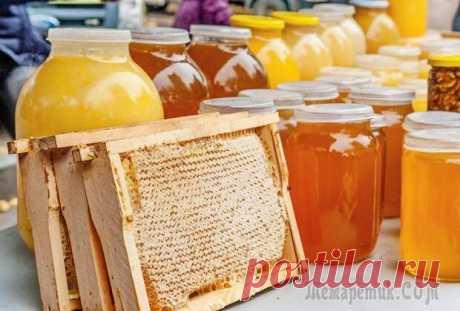 Виды меда: какой самый полезный...  Существует множество сортов меда. Пчелы собирают его с разных растений, потому эти сорта различаются по цвету, вкусу, запаху. Каждый из них имеет свои целебные свойства. Мед надо правильно хранить и …