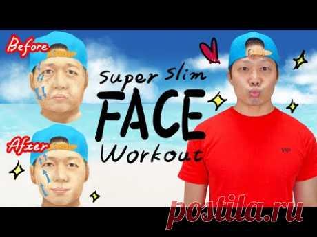 [Один раз в день] Быстро похудейте на лице! 100% эффективные 5-минутные упражнения!